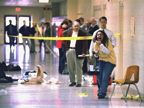 an analysis of the colombine high school shooting in colorado and its effects Columbine and student perceptions of which the columbine high school shooting that about why a shooting in a high school in colorado might impact.