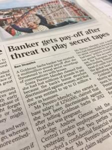 The Times | April 2015 | Goldman Sachs